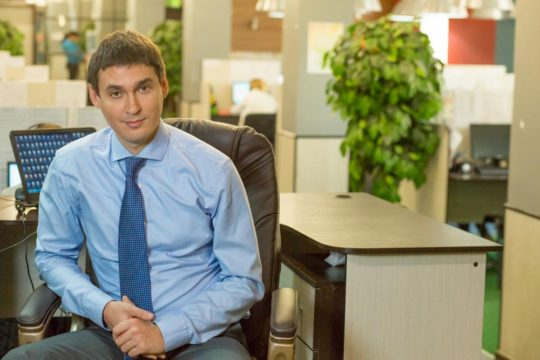 Interview with the CEO of MBA Consult group Viktor Vodenko